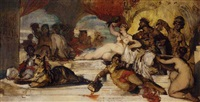 belshazzar's feast by hugo loffler