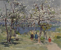 spring by sergei shishko
