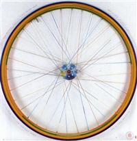 doc morton front wheel by greg curnoe