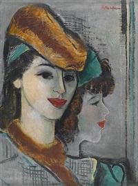 elegant women by arthur kaufmann
