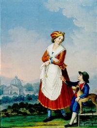 donna di s.tammaro by alessandro d' anna