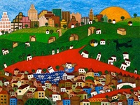 cityscape by kornilios (papadimosthenis)