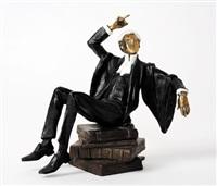 the levitating lawyer by linda klarfeld
