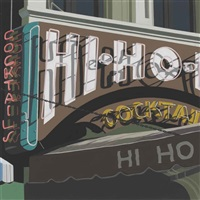 hi-ho by robert cottingham