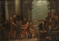 historisk figurscen by emanuel limnell