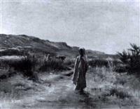 les petits bergers by henri (hirne) le riche