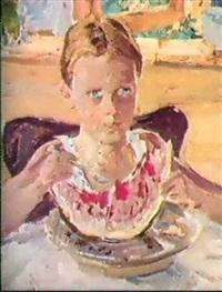 la gourmande by anatoli ilych vasil'ev
