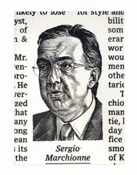 sergio marchionne by josé-maría cano