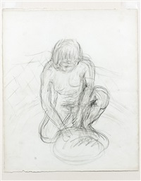 nu au tub by pierre bonnard