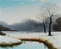 hunter's silence by m.j. hill