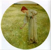 Wild flowers, 1900