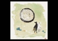 moon and horse by kaoru yamaguchi