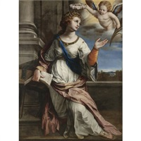 st. catherine of alexandria by jacques blanchard