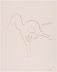 from. danseuses acrobates by henri matisse
