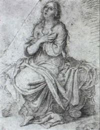 st catherine by orazio gentileschi
