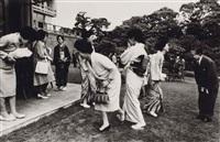 bowing tokyo by william klein