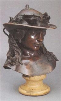 the head of david by donatello
