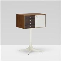 miniature cabinet, model 5211 by george nelson & associates