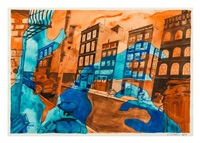 cityscape by daze