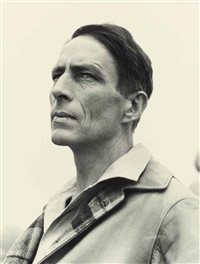 robinson jeffers by edward weston