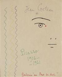 picasso 1916-1961, galerie