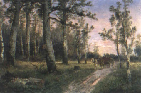 the cart by t h wagner