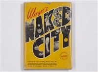 naked city, new york: essential books (bk w/239 works) by weegee