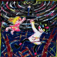about us #51 by ayako rokkaku