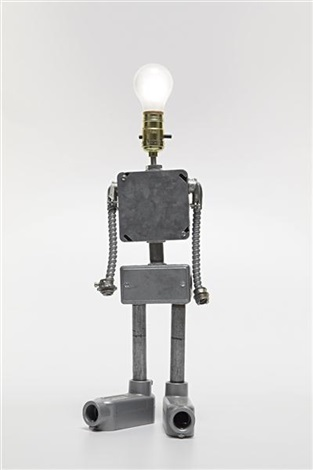 robot by nam june paik