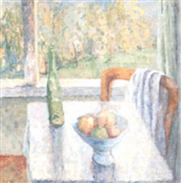 table by the window by jean appleton