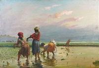 dans la rizière by henri ratova