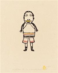 small man #9 by luke anguhadluq