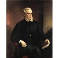 portrait of a gentleman by ernest gustave girardot