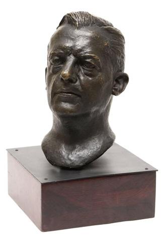 busto masculino by ignacio asúsolo