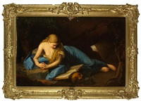 st. mary magdalene by pompeo girolamo batoni
