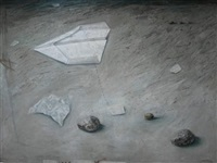 still life with stones by suscha korte