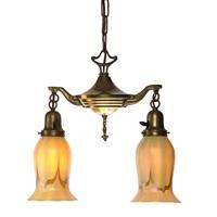 adjustable hanging fixture by quezal (co.)