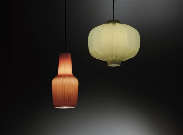 Lampada da soffitto by massimo vignelli on artnet