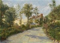 landhaus auf der isle of wight by marie egner