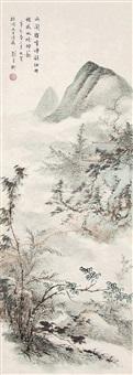 晓阁烟桥 by liu bingheng