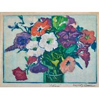 petunias by margaret jordan patterson