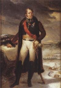 portrait du maréchal ney by jérome-martin langlois