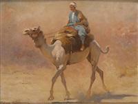 chamelier dans le désert by tadeusz ajdukiewicz