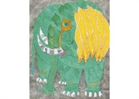 elephant by junji kawashima