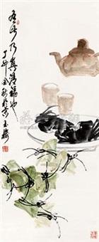 清贡图 by liu yulou