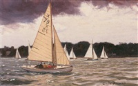 x-raters off cowes by deryck foster