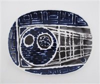 plate by tony morris