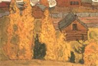 l'atelier de l'artiste by vladimir bobrov
