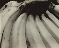 bananas by edward weston