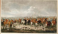 the begal hunt by william henry simmons